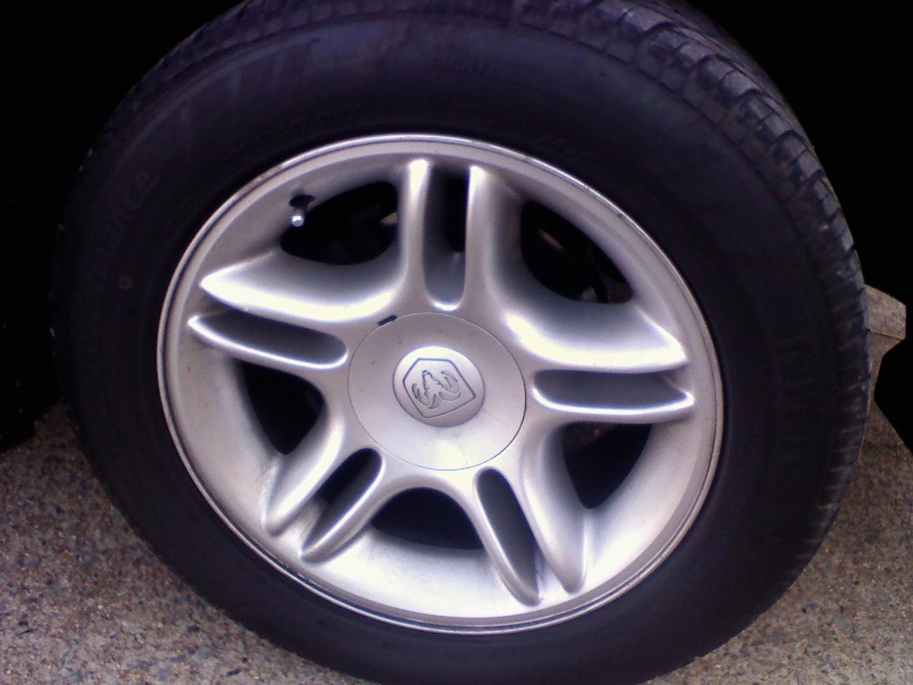 D Inch Rt Wheels Tires on 2001 Dodge Dakota Bed Size
