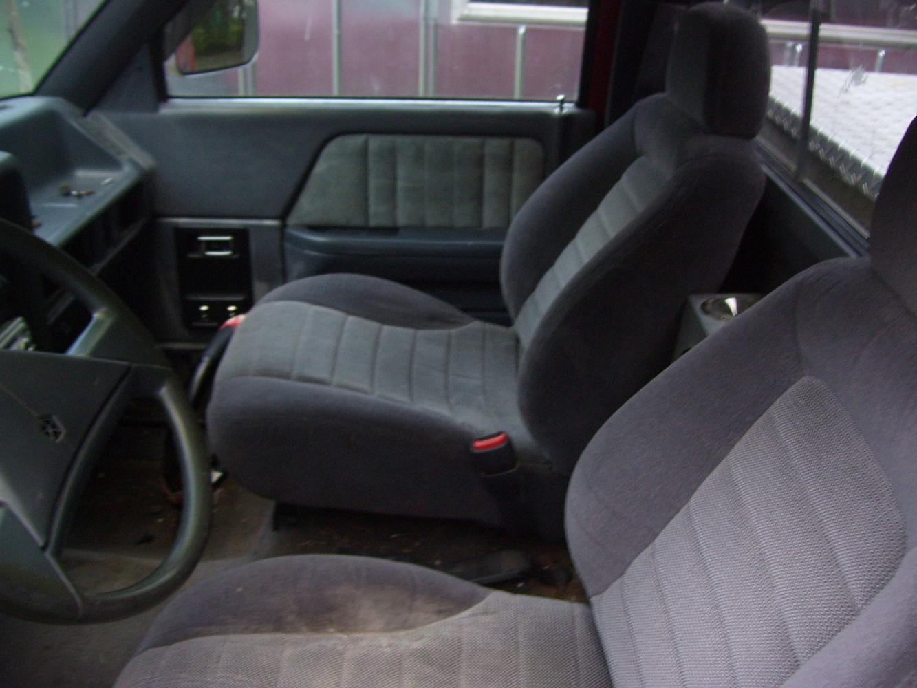 Bucket Seats Dodge Dakota Forum Custom Dakota Truck Forums