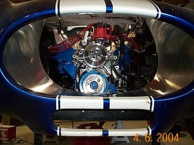 My Toy- 427 Shelby Cobra  - Dodge Dakota Forum : Custom