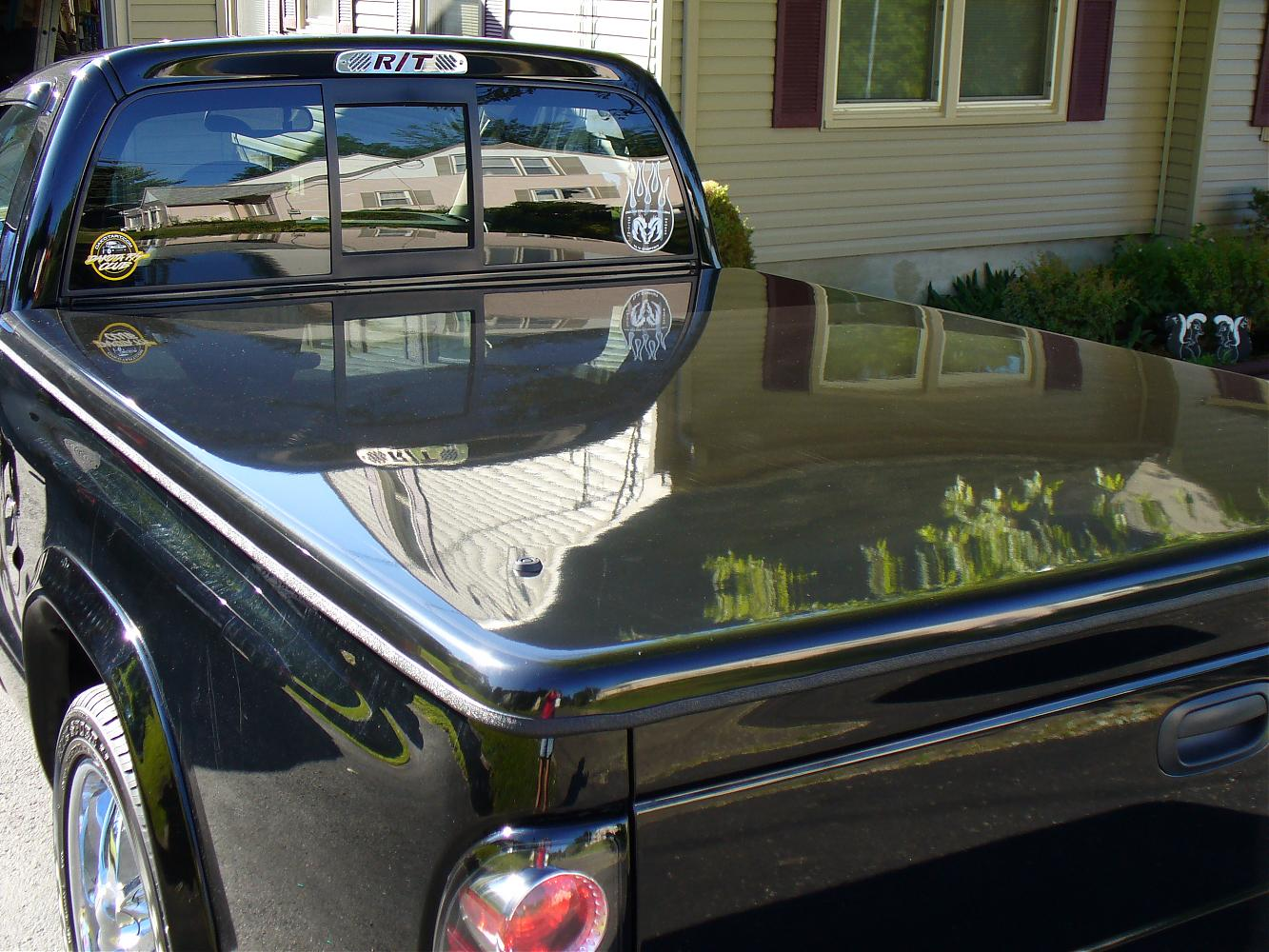 hard tonneau cover? - page 2 - dodge dakota forum : custom dakota