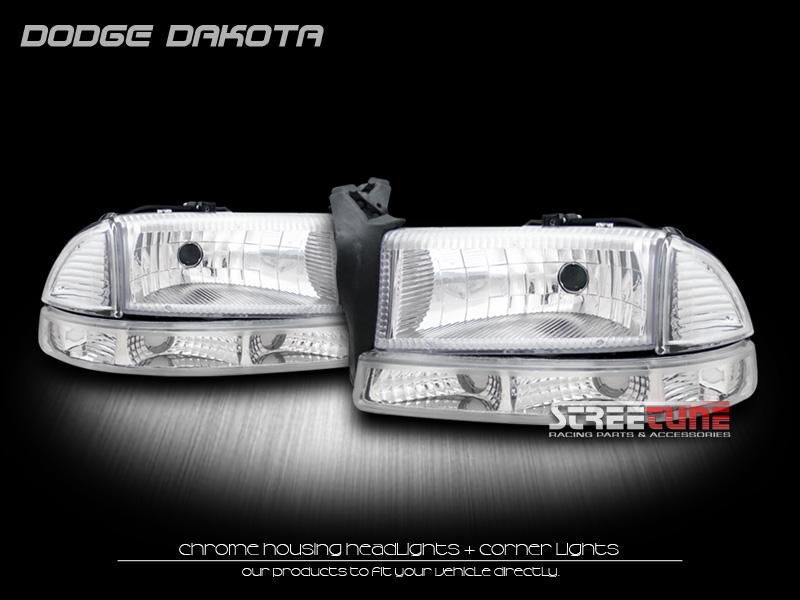 Click Image For Larger Version Name Dakota Clear Headlights Jpg Views 1718 Size