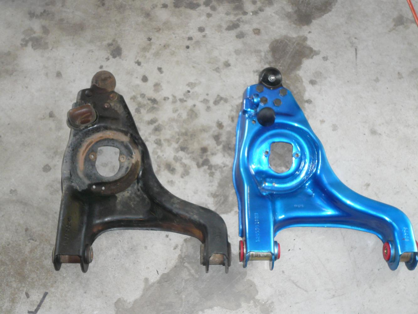 Control Arms and Ball Joints - Dodge Dakota Forum : Custom