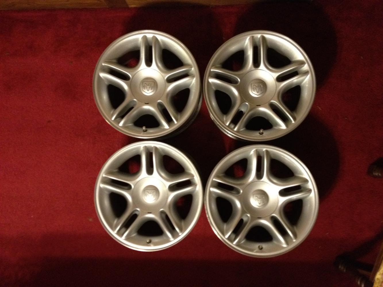 D Sale X Oem R T Wheels Rt Wheels on Custom Dodge Dakota