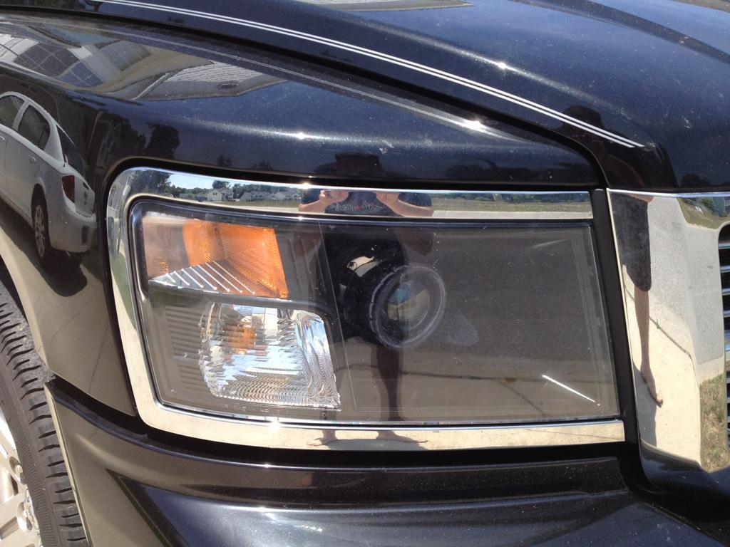 2009 Dodge Dakota Headlight Retrofit Dodge Dakota Forum